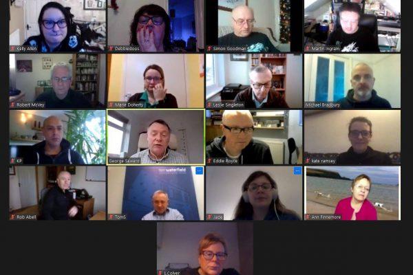 BNSL Zoom Meetings
